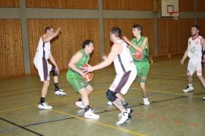 Basketballer - Eicklingen V