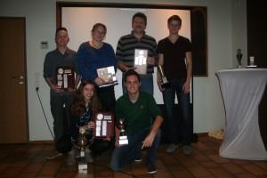 JHV Leichtathleten - Beste Leichtathleten 2013
