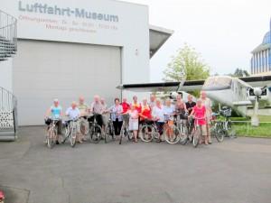 TKJ-Wanderabteilung besucht Luftfahrt-Museum 4
