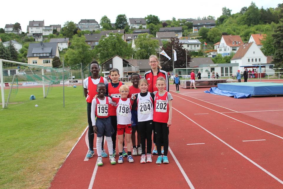 KM Alfeld_4 - Jugendteam TKJ 1