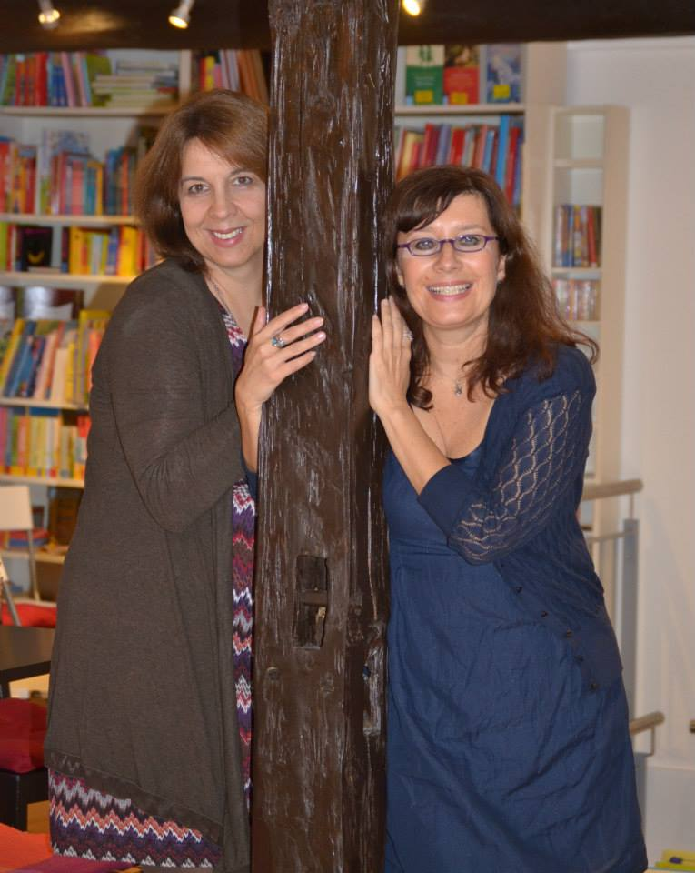 Koxinel - Antje und Gabriella
