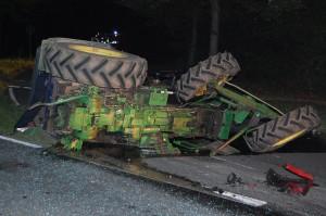 Schwerer Unfall B6 Ahrbergen 001