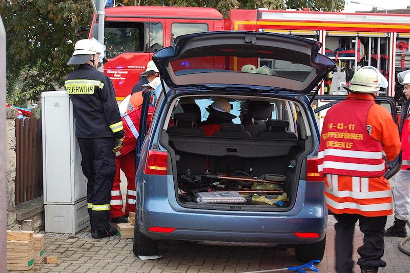 Schwerer Unfall in Haseder 006