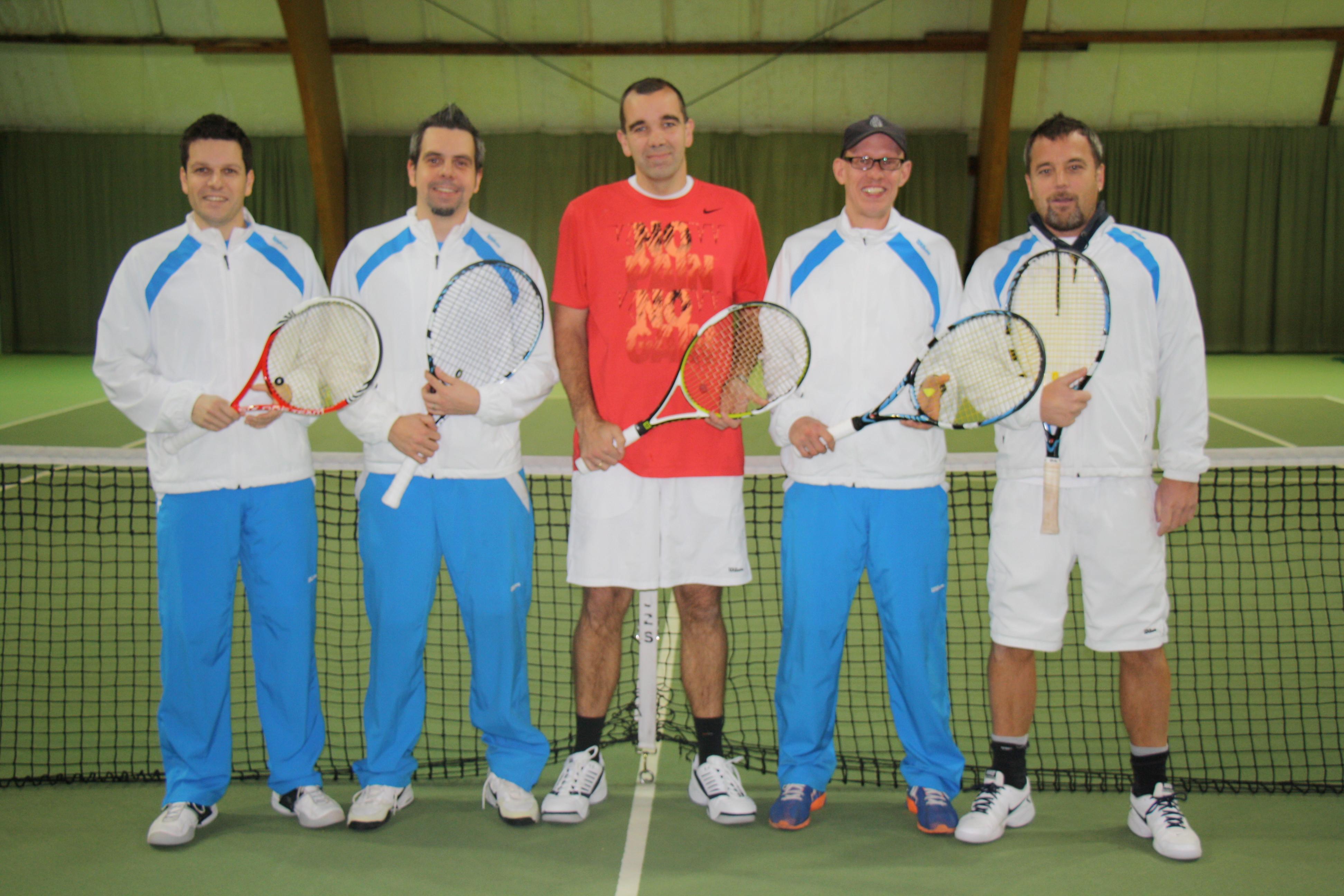 Tennis Herren 30 001