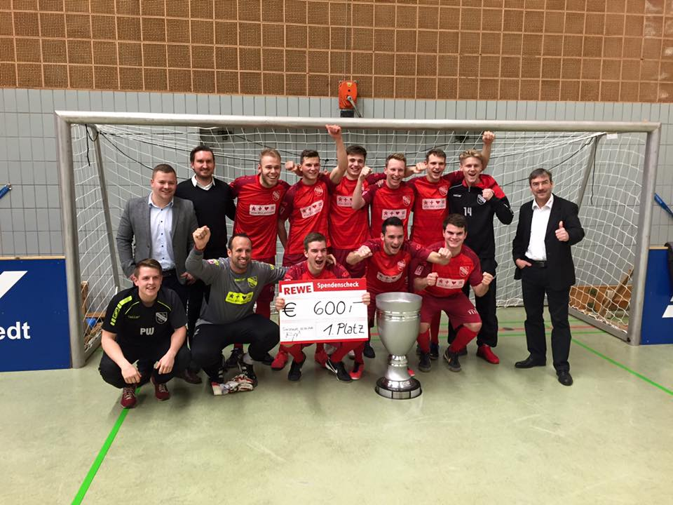 3.) Siegermannschaft TSV Havelse