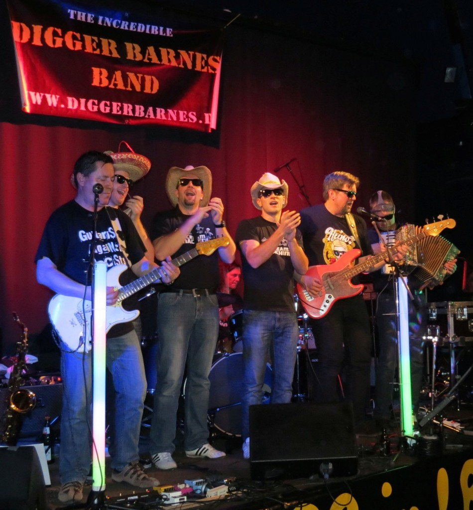 Blues Night diggerbarnes Kopie