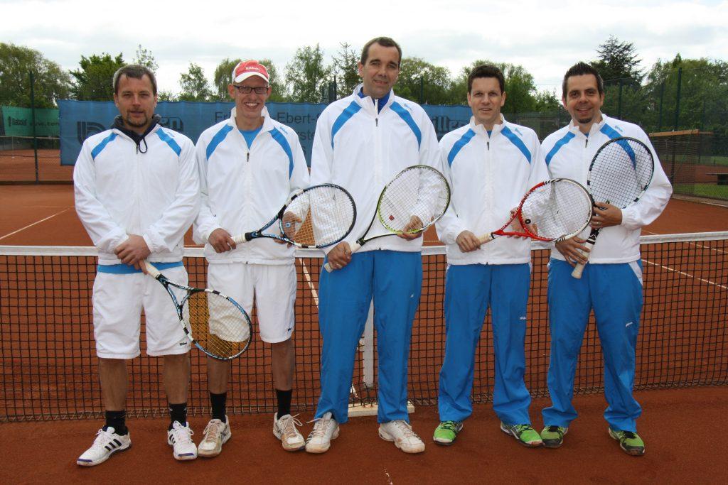 Herren 30 - TKJ Tennis Sommersaison 2015