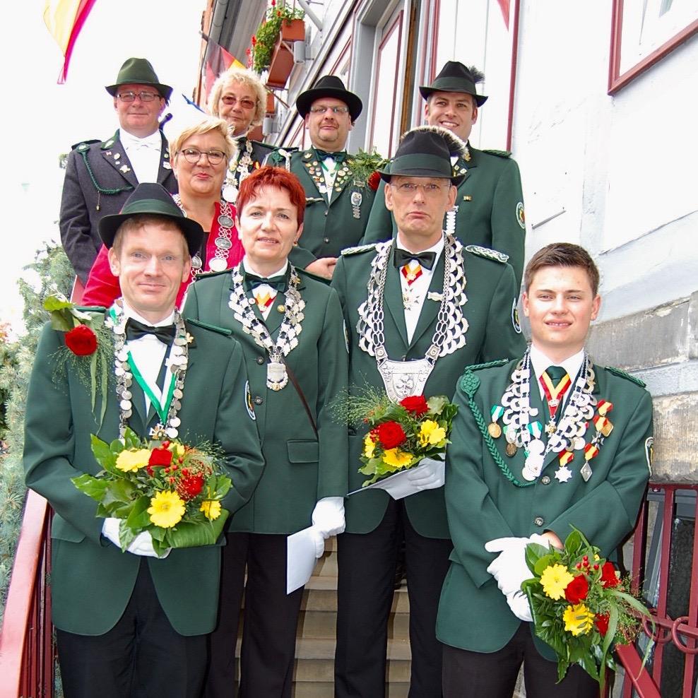 Könige der Stadt Sarstedt 2016