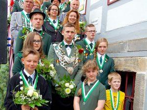 Kreiskönige 2016