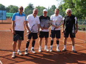 9. Punktspieltag -Tennis