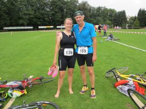Exter-Triathlon